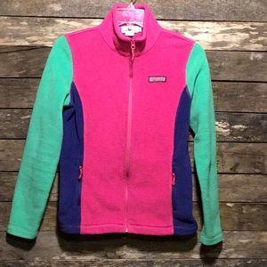 ⭐️Vineyard Vines Full Zip Fleece Jacket